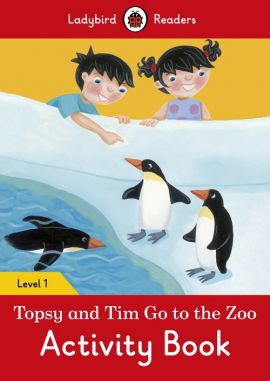 Topsy and Tim: Go to the Zoo Activity Book
