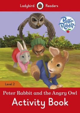 Peter Rabbit and the Angry Owl Activity Book