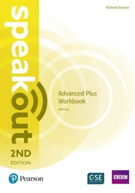 Speakout Advanced Plus Workbook with key - Richard Storton