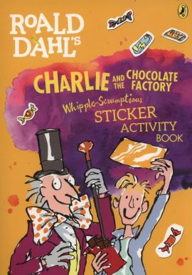 Dahl's Sticker Book Collection