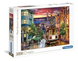 Puzzle 3000 High Quality Collection San Francisco