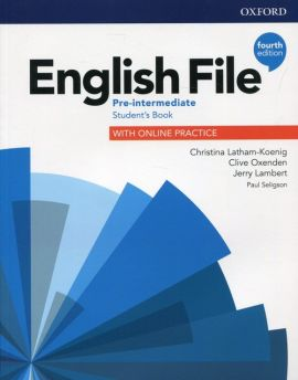 English File Pre-Intermediate Student's Book with Online Practice
