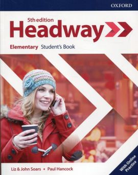 Headway Elementary Student's Book with Online Practice