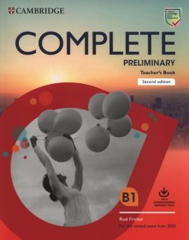 Complete Preliminary Teacher's Book with Downloadable Resource Pack - Rod Fricker