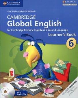 Cambridge Global English 6 Learner's Book + CD - Jane Boylan, Claire Medwell
