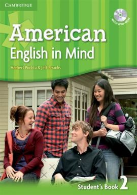 American English in Mind 2 Student's Book with DVD-ROM - Herbert Puchta, Jeff Stranks