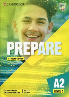 Prepare 3 A2 Student's Book - Joanna Kosta, Melanie Williams