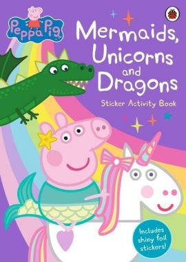 Peppa Pig Mermaids, Unicorns and Dragons