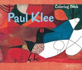 Coloring Book Paul Klee - Annette Roeder