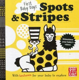 First Baby Days Spots and Stripes