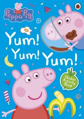 Peppa Pig Yum! Yum! Yum! Sticker Activity Book