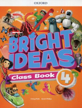 Bright Ideas 4 Class Book - Sarah Phillips, Cheryl Palin