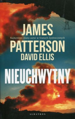 Nieuchwytny - David Ellis, James Patterson