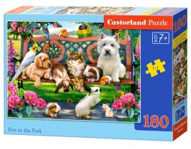 Puzzle Pets in the Park 180