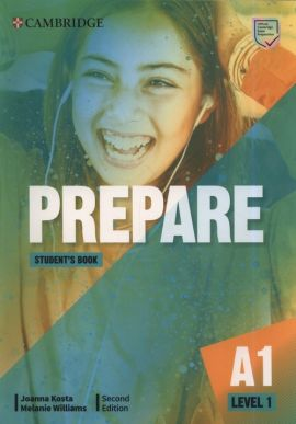 Prepare A1 Student's Book - Joanna Kosta, Melanie Williams