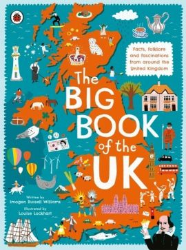 The Big Book of the UK - Russell Williams Imogen