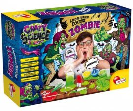 Crazy Science Laboratorium Doktora Zombie