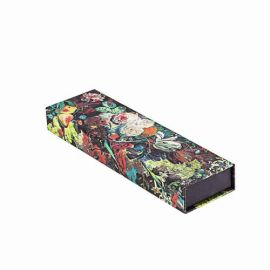 Pencil Case Still Life Burst Van Huysum Rectangular