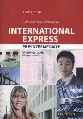 International Express 3E Pre-Intermediate Student's Book with Pocket Book - Keith Harding, Alastair Lane