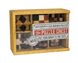 Puzzle Academy the Puzzle chest