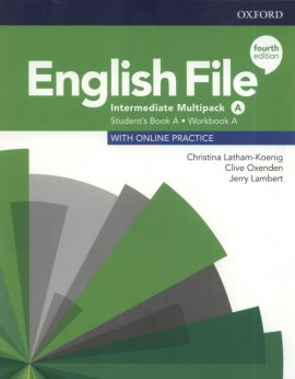 English File 4E Intermadiate Multipack A +Online practice - Jerry Lambert, Christina Latham-Koenig, Clive Oxenden
