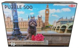 Puzzle Dog in London 500