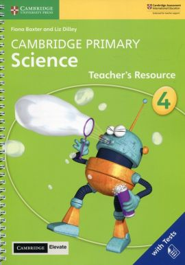 Cambridge Primary Science 4 Teacher's Resource