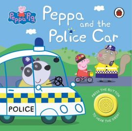 Peppa Pig and the Police Car