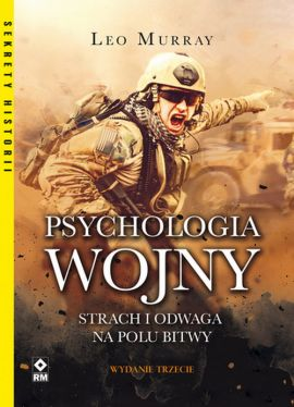Psychologia wojny - Leo Murray