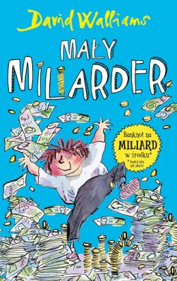 Mały miliarder - David Walliams
