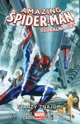 Amazing Spider-Man Globalna sieć tom 4