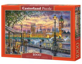 Puzzle Inspirations of London 1000