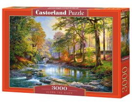Puzzle :Along the River 3000