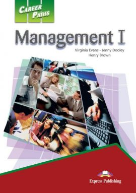 Career Paths Management 1 Student's Book + DigiBook - Henry Brown, Jenny Dooley, Virginia Evans