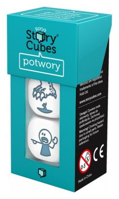 Story Cubes Potwory