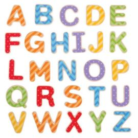 Magnetic Letters - Uppercase