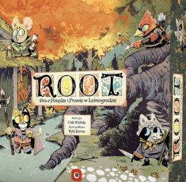 Root - Cole Wehrle