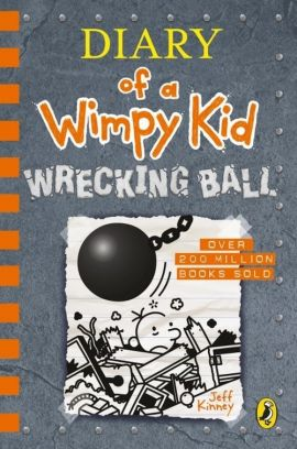 Diary of a Wimpy Kid: Wrecking Ball - Jeff Kinney