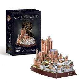 Puzzle 3D Games of Thrones Red Keep