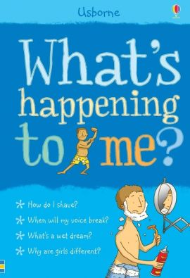 What's happening to me? (boys) - Alex Frith