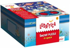 Secret Puzzle In Space (Sekretne Puzzle - W Kosmosie)