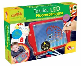 Carotina: Tablica Fluorescencyjna Led