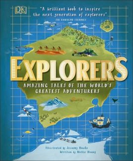 Explorers - Nellie Huang