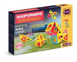 Magformers My First Tiny Friends 20el.