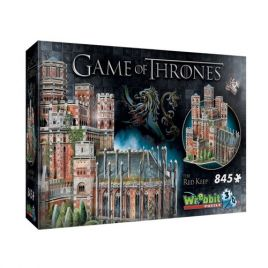 Wrebbit 3D Puzzle Gra o Tron Red Keep 845