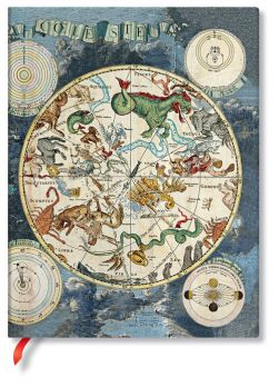 Notes Flexis Celestial Planisphere Ultra Lined
