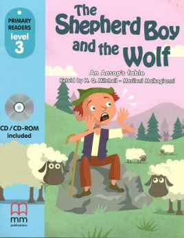 The Shepherd Boy and the Wolf - An Aesop's fable