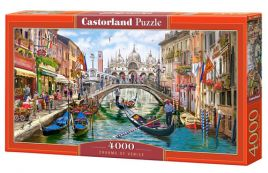 Puzzle Charms of Venice 4000
