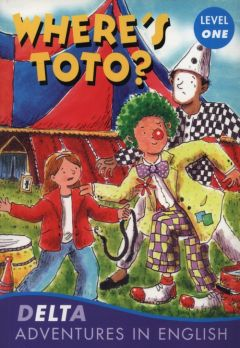 Where's Toto Level 1 - Elizabeth Laird