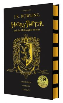 Harry Potter and the Philosopher's Stone Hufflepuff - J.K. Rowling